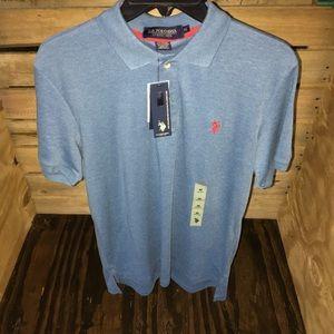 US Polo Assn. Men's Collar Shirt